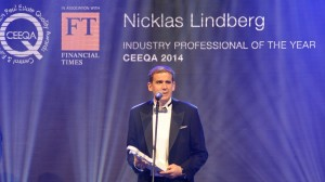 Gala CEEQA_Nicklas Lindberg Skanska