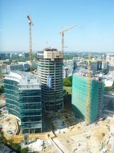Ghelamco_Warsaw Spire_budowa_20140715