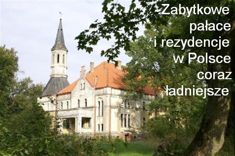 palace i rezydencje