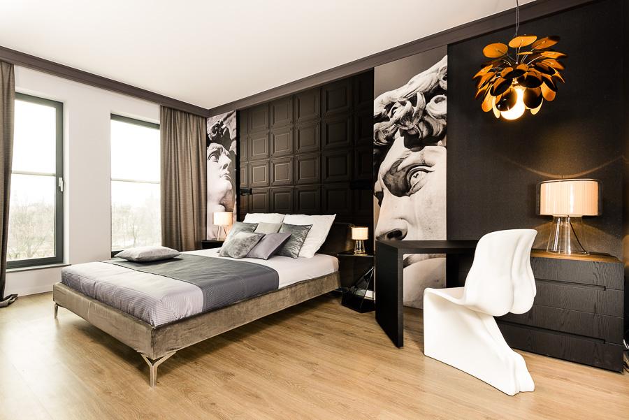 Wykończenie mieszkań w standardzie pod klucz popularniejsze jest w segmencie premium. Na zdjęciu apartament pokazowy Bulwaru Drobnera we Wrocławiu.