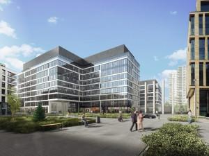 HB Reavis_Gdański Business Center II_Warszawa_Polska