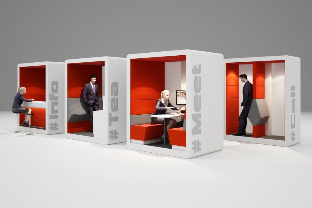 #Hush_Mikomax Smart Office