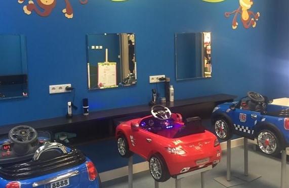 Salon Fryzjerski Dla Dzieci Otworzył Się W Tęczy Kalisz Rynek