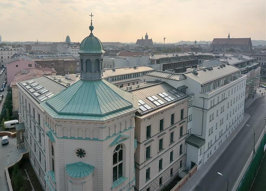 Eiffage Polska Budownictwo_ Angel Wawel w Krakowie