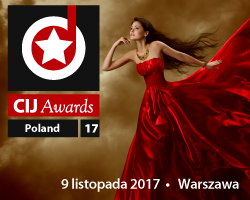 GALA CIJ AWARDS POLAND 2017 (do 10 listopada)