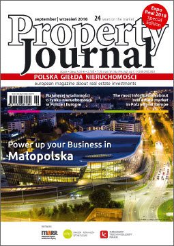Okładka Property Journal