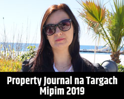 Property Journal na Targach Mipim 2019